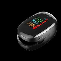 Máy đo nồng độ oxy PULSE A2 và nhịp tim kẹp ngón tay kỹ thuật số màn hình LED