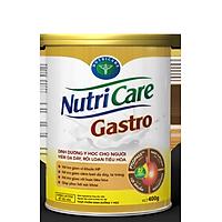 Sữa bột Nutricare Gastro dinh dưỡng y học cho người viêm dạ dày, rối loạn tiêu hoá (400g)