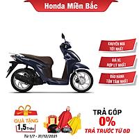 Xe máy Honda Vision 2021 - Phiên bản cao cấp