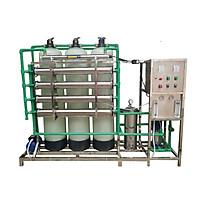 Máy lọc nước RO công suất 1000 lít van tay - Hàng chính hãng