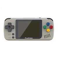 Máy chơi game cầm tay Powkiddy Restro Q70 màn IPS 2.4 inch tích hợp thẻ nhớ chơi game thùng, game GBA,GBC,PS1,...12 loại game giả lập - Hàng chính hãng