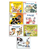 Bộ sách hay nuôi dạy trẻ:  Bé biết nhiều nghề