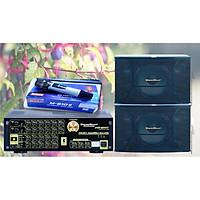 Bộ dàn Karaoke và nghe nhạc DAMSAN6800 - HÀNG CHÍNH HÃNG