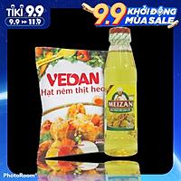 Hạt Nêm Thịt Heo VEDAN 400G ( Tặng Dầu ăn MEIZAN 250ML )
