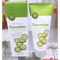 Sữa rửa mặt dưa leo Pure Mind Cucumber (Tặng 1 mặt nạ Jant Blanc)