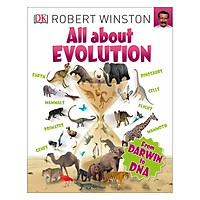 DK All About Evolution (Series All About - Robert Winston)