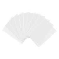 Túi 10 Bìa Lá Flexoffice F4 Fo - Độ Dày 0.18 mm (CH04)