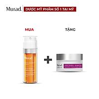 Serum làm sáng da Murad Vita-C Glycolic Brightening 30ml TẶNG Hydro Ultimate Moisture 50ml