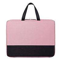 Túi Đựng Laptop 13.3 14 15.6 Inch Túi Đựng Máy Tính Xách Tay Cho Macbook Air Pro 13 15 M1 Ốp Lưng Xiaomi Cầm Tay Đeo Vai chống Thấm Nước Cặp