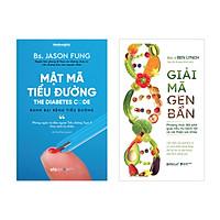 Combo Giải Mã Gen Bẩn + Mật Mã Tiểu Đường
