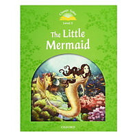 Classic Tales (2 Ed.) 3: The Little Mermaid (with Book & Audio MultiROM)