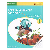Cambridge Primary Science 1: Learner Book