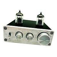 6J1 Valve Tube Headphone Amplifier Speaker Pre-Amplifier With Volume Knob