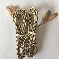Dây cáp sạc USB 2m bọc dù Type -C
