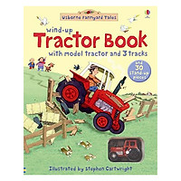 Usborne FYT: Wind-up Tractor Book