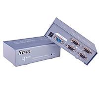 Bộ chia VGA 1 to 2 DTECH (model DT-7252) - Hàng Chính Hãng