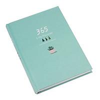Sổ Kế Hoạch Nhật Ký 365 Ngày Life Planner (Tặng Kèm 2 Tấm Sticker Mini)