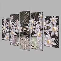 Tranh treo Tường Hoa 3D H3D912293- Tranh treo tường 3D