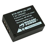 Pin Máy Ảnh Wasabi For Fujifilm NP-W126 - Hàng Chính Hãng