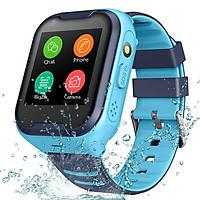 Đồng hồ thông minh định vị trẻ em chống nước tiêu chuẩn IP67 công nghệ GPS - 4G - WIFI - LBS