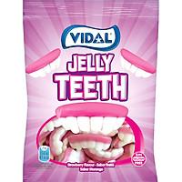 Kẹo Dẻo Hình Hàm Răng Vidal (Gói 100g)