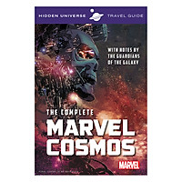 Hidden Universe Travel Guide - The Complete Marvel Cosmos