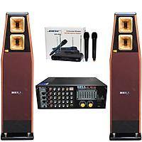 Bộ dàn karaoke và nghe nhạc RSX - 901 Gia đình - Hàng chính hãng