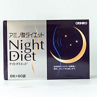 Viên uống giảm mỡ Night Diet 60 gói