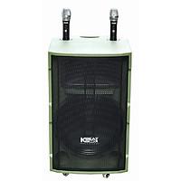 Loa kéo Karaoke Di Động ACNOS KBEATBOX CB39G(Loa bass 4 tấc ) Hàng chính hãng