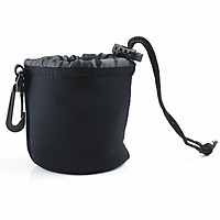 Túi đựng ống kính lens máy ảnh chống sốc cao tối đa 8cm