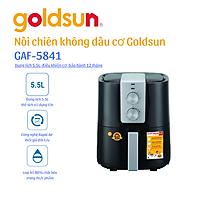 Nồi chiên không dầu Goldsun GAF5841 - M - Hàng Chính Hãng