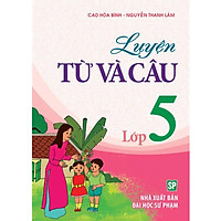 Sách: Luyện Từ Và Câu Lớp 5