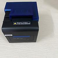 Máy in hóa đơn/gọi món XPrinter XP-C300H (khổ 80mm, in nhiệt, báo in âm thanh & ánh sáng)- Hàng nhập khẩu