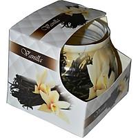 Ly nến thơm tinh dầu Admit Vanilla 85g QT01885 - hương hoa vani
