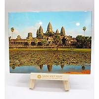 Tranh Sơn Mài Ankor Wat