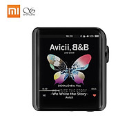 Shanling M0 32bit 384kHz AptX LDAC DSD MP3 FALC Portable Music Player Hi-Res Audio 1.54Inch Touch Screen Support