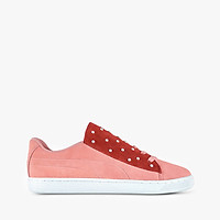 PUMA - Giày sneakers nữ Suede Crush Pearl Studs 370380-01