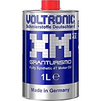 Nhớt Động Cơ Dành Cho Xe Tay Ga Và Xe Số 4T Voltronic GranTurismo-XM BLUE API SN JASO MA2 1 Lít