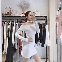 G.U Offshoulder Dress