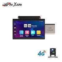 Camera hành trình ô tô nhãn hiệu Whexune F8 hỗ trợ 4G, Wifi, màn hình 3 inch, Rom 8GB - Hàng nhập khẩu