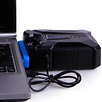 Quạt hút gió tản nhiệt Laptop CoolCold Ice Magic 3 - Hàng chính hãng