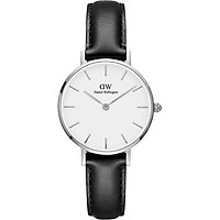 Daniel Wellington Petite Sheffield Silver White 28mm DW00100242