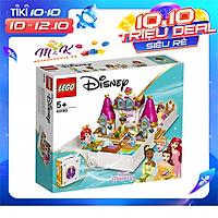 Đồ Chơi LEGO Câu Chuyện Phiêu Lưu Của Ariel, Belle, Cinderella Và Tiana 43193
