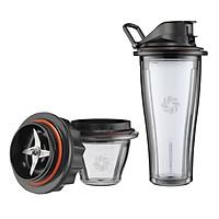 Cối Xay Vitamix Ascent Series Blending Starter Kit 1 Cup 600ml cup & 1 Bowl 225ml - Hàng Chính Hãng