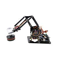 Bộ Lắp Ghép Robot Cơ Khí Kim Loại Với Động Cơ Được Lập Trình Phần Mềm App Cho Trẻ