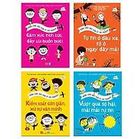 Combo Những Cuốn Sách Thần Kỳ Của Filliozat (4 cuốn) / Sách Kiến Thức Bách Khoa Bổ Ích Cho Bé