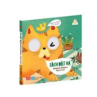 Sách Tương Tác - Sách mặt nạ - Domestic Animals - Động vật nuôi