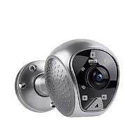 Camera wifi ngoài trời Carecam C19Q-X 2.0MP Full HD, quan sát cố định, 3 led hồng ngoại, đàm thoại 2 chiều, hỗ trợ thẻ nhớ lên tới 128G, cảnh báo chống trộm – Hàng nhập khẩu