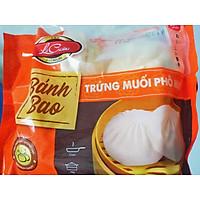 Bánh Bao Trứng Muối Phô Mai - 4C/gói