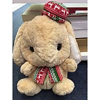 Thỏ nhồi bông tai dài 30cm